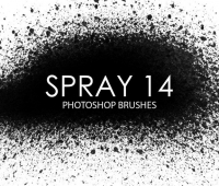 free new spray brushes photoshop