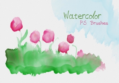 watercolor mask brushes