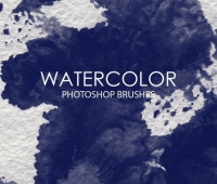 watercolor wash brushes