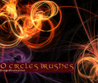 circles brushes pack