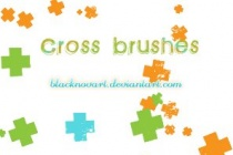Cross brushes