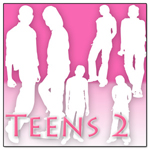 teens shapes