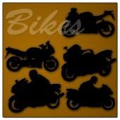 Bikes shapes