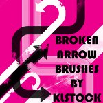 23 arrow brushes