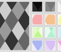 13 patterns