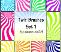 Twirl Brushes