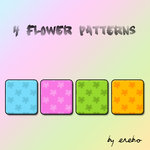 Flower Patterns  KrisPS