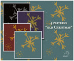 Old Christmas patterns