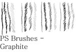 PS Brushes – Graphite