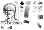 PS Brushes  Pencil