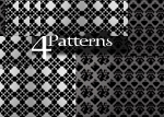 4 tilable patterns for PS